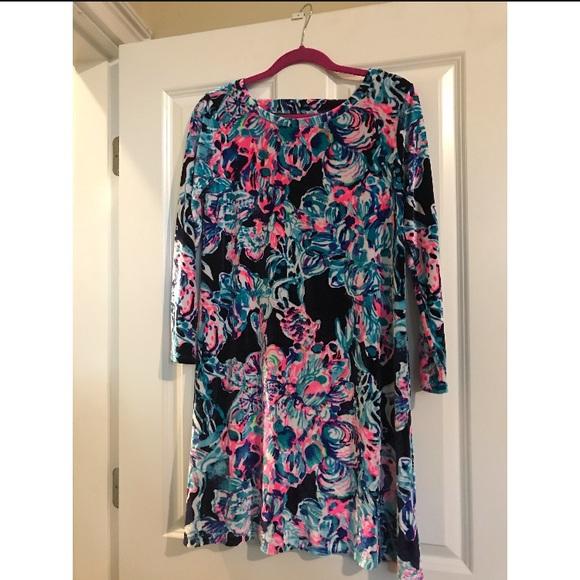 2dedb811b106 Lilly Pulitzer Dresses | Olive Swing Dress Nwts | Poshmark